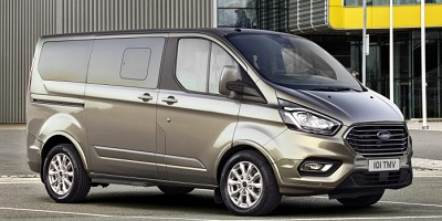 Új Ford Tourneo Custom