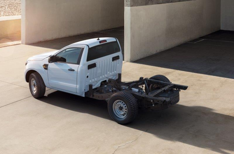 2020 FORD RANGER CHASSIS 01
