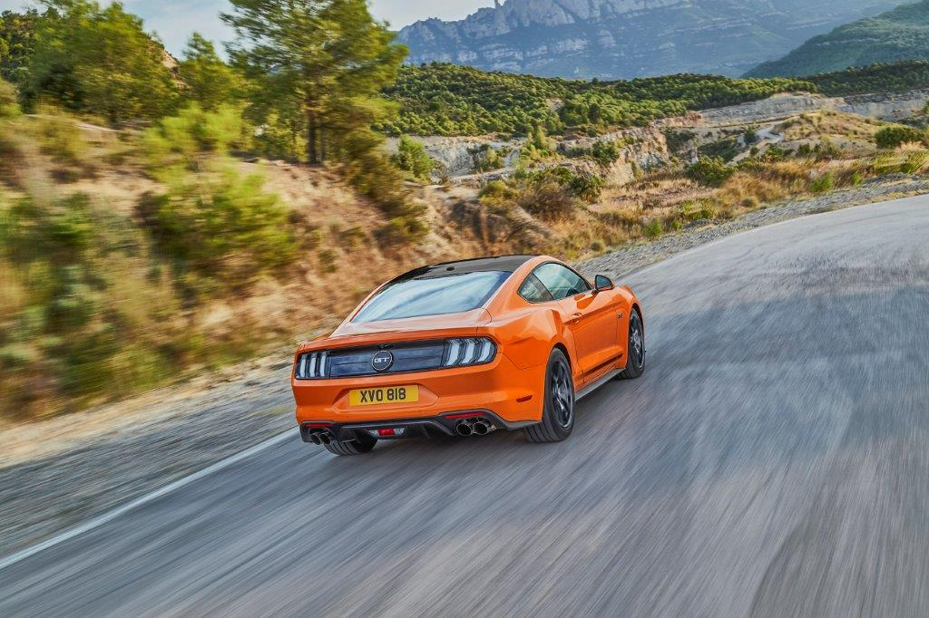 FORD 2019 MUSTANG 3