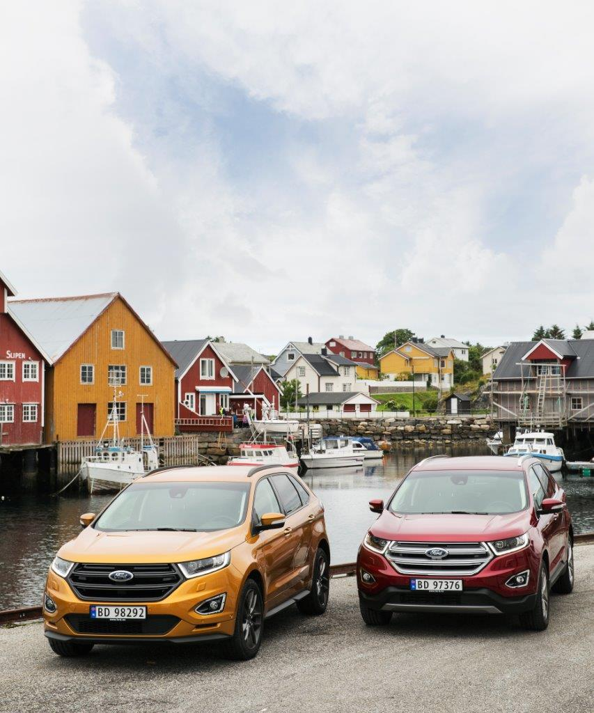 FordEdge ERPA-Norway