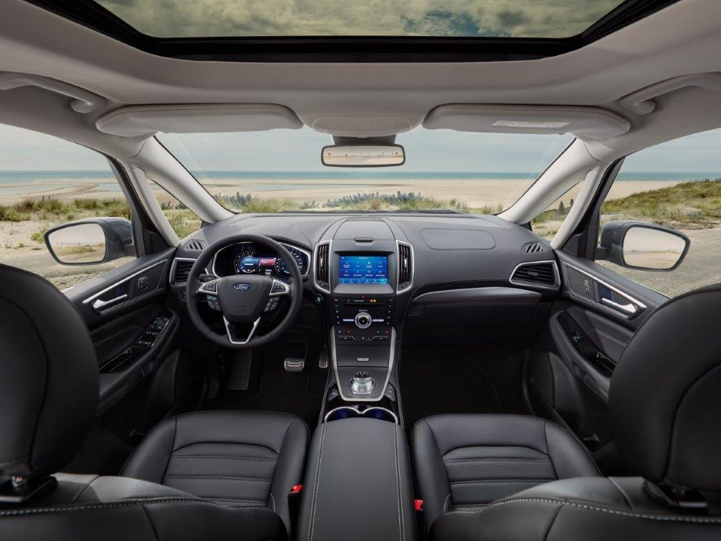 FordGalaxy Interior