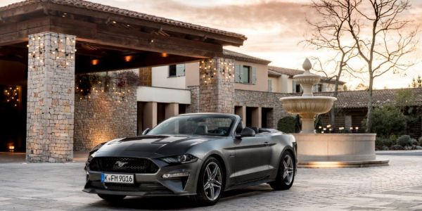 FordMustang Magnetic